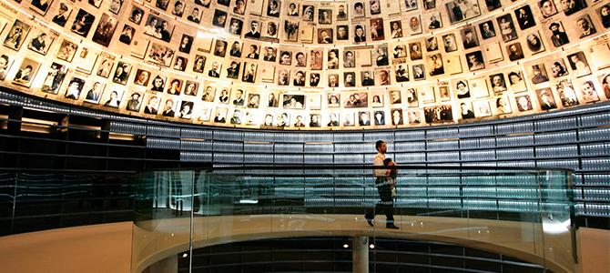 Cómo conmemorar realmente a las víctimas del Holocausto? - El ...