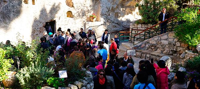 La Pascua en Jerusalén, una experiencia que entrelaza la religión y el turismo de una manera excepcional