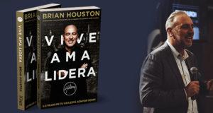 Brian Houston, fundador y pastor principal de la Iglesia Hillsong presenta su nuevo libro «Vive Ama Lidera»