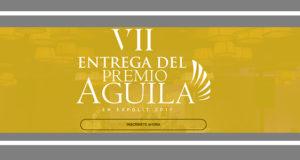 Se abre la convocatoria para participar en la VII edición del Premio Águila