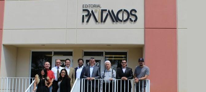 Editorial Patmos cumple 18 años y lo celebra con novedades