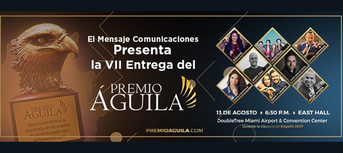 Anuncian los nominados al Premio Águila 2017
