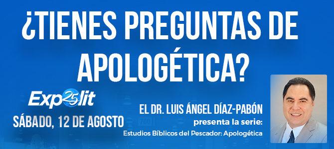 Luis Ángel Díaz-Pabón: «Nuestra fe enfrenta desafíos como nunca antes»