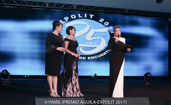 Expolit 2017 premio aguila
