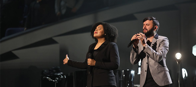 Kairos presenta el doble lanzamiento del tema «Aleluya» y su video musical grabado en Lakewood Church