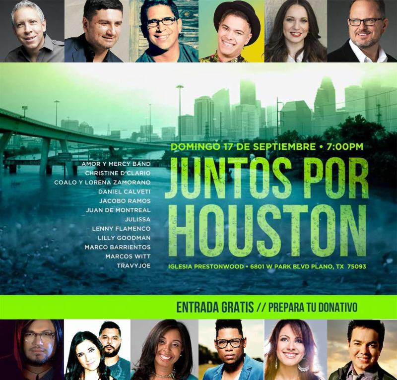 juntos por houston