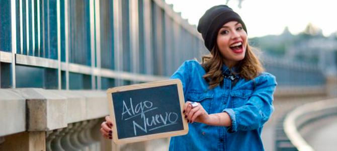 Nicole García trae «Algo Nuevo» a la escena musical