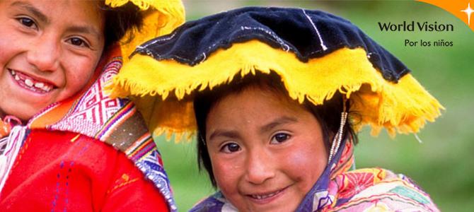 World Vision presenta en Expolit la campaña  «Región Libre de Violencia»
