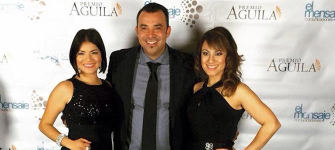 Con invitados de lujo se celebró la V entrega del Premio Águila