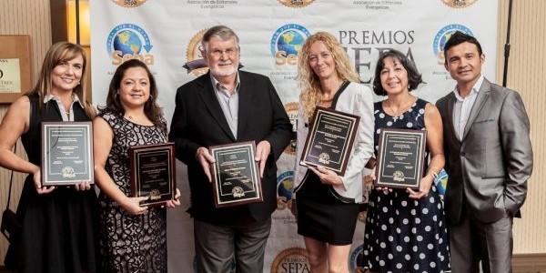 UNILIT se destacó por sus nominaciones en los Premios SEPA