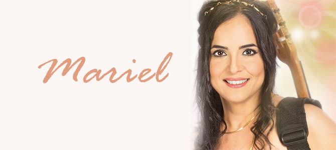 Mariel presenta «Hacia Tu Luz»
