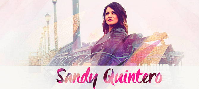 """Sandy Quintero presenta su primer sencillo, """"Un Nuevo Día"""""""