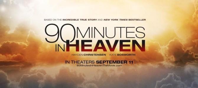 Se estrena nueva película basada en el libro  «90 minutos en el cielo»