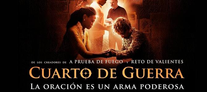 El éxito de la película «Cuarto de guerra» ratifica la relevancia del cine como herramienta de evangelización