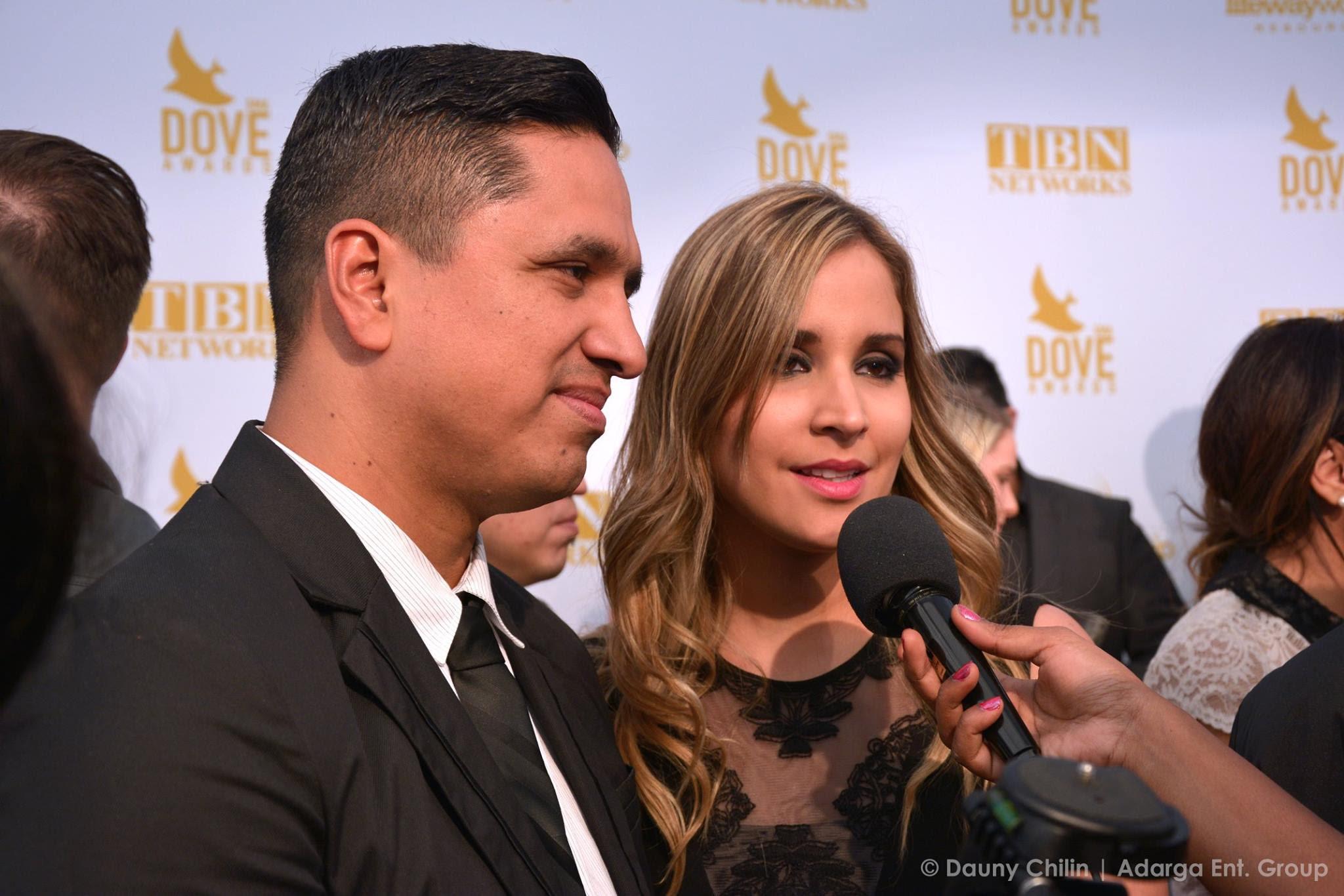 Miel San Marcos recibe el Dove Award otorgado por la Asociacion de Musica Gospel Music Association2