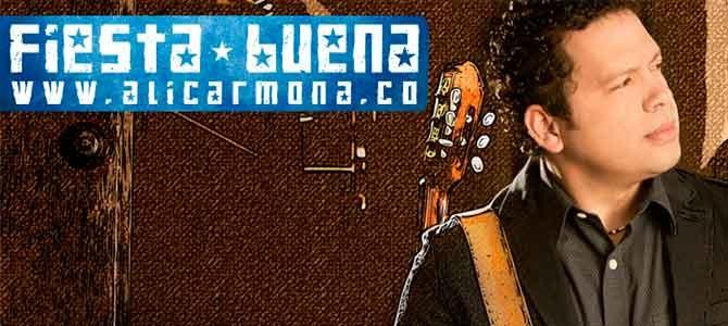 Ali Carmona armó una «Fiesta buena» con el lanzamiento de  su disco