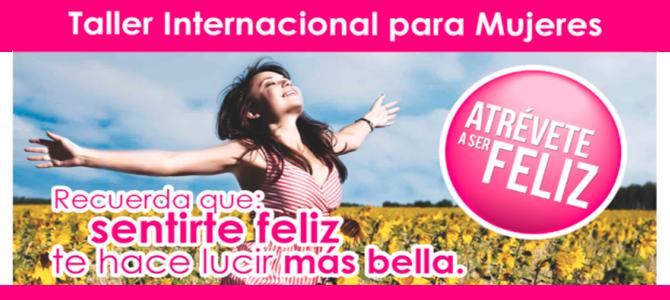 Néstor Ochoa realiza en Miami el exitoso taller para mujeres  «Atrévete a ser feliz»