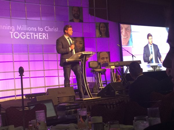 Foto 2 Daniel Kolenda, Presidente del Ministerio Global de CfaN Cristo Para Las Naciones.