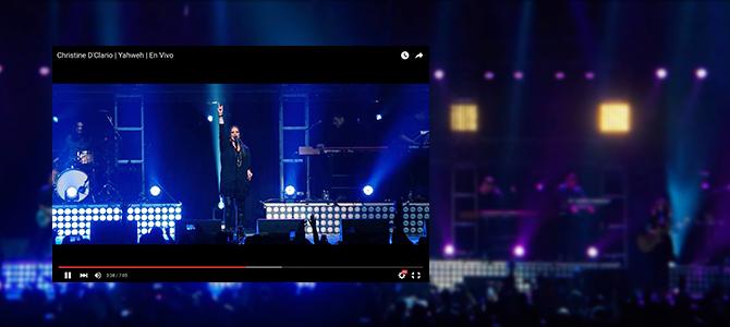 Christine-D'Clario--lanza-videos-de--«Eterno-Live»-completamente-gratis