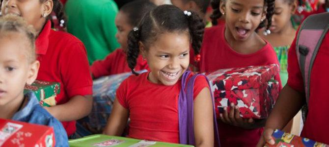 Operación Niño de la Navidad presente en Expolit por onceavo año