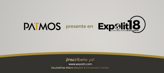 Editorial Patmos presenta en Expolit una serie de talleres para maestros y líderes