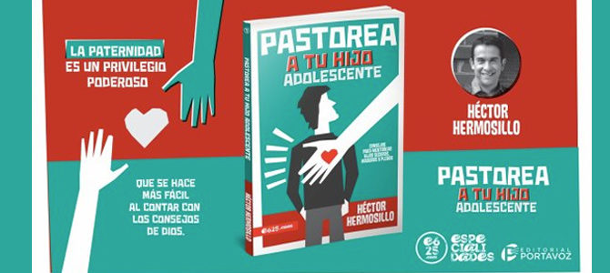 Héctor Hermosillo publica junto a e625 su primer libro para papás