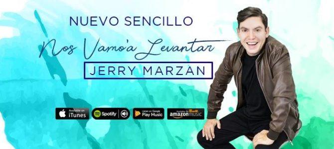 A casi un año del catastrófico huracán María, Jerry Marzán  declara con su nueva canción: «Nos vamo' a levantar»