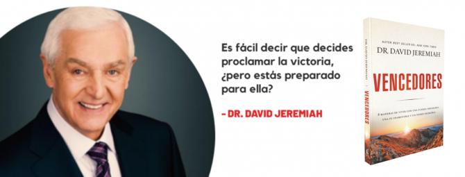 Vencedores, del Dr. David Jeremiah,  una perspectiva práctica de la armadura espiritual