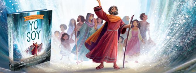 «Yo Soy», 40 razones para confiar en Dios
