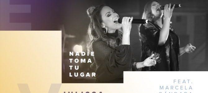 «Nadie toma tu lugar», la nueva canción de Julissa a dúo con  Marcela Gándara