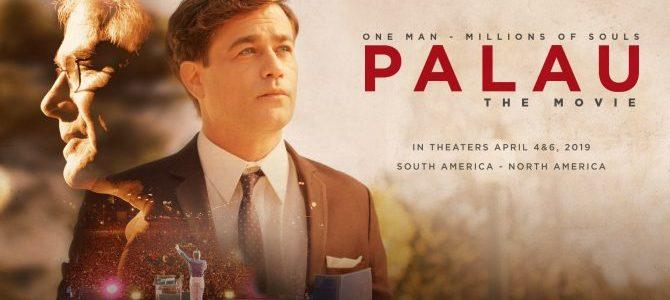 La película «Palau: Un hombre, millones de almas» se estrena simultáneamente en cines de los Estados Unidos y Latinoamérica