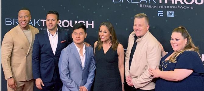 Breakthrough, una película que pone en evidencia la providencia de Dios