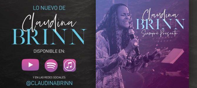 Claudina Brinn celebra 30 años de ministerio y regresa con una nueva producción discográfica