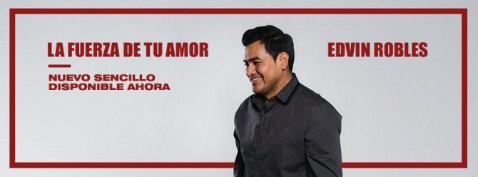 Edvin Robles estrenará su nueva canción en Expolit 2019
