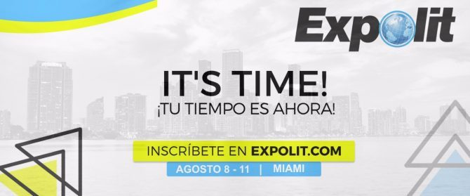 Expolit 2019: el evento del año se renueva