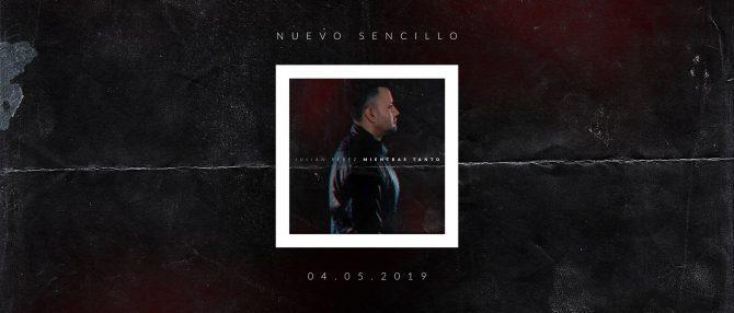 Julian Pérez presenta en Expolit su nueva canción «Mientras Tanto»