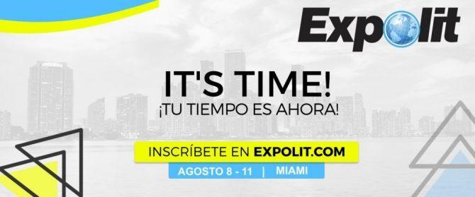 EXPOLIT: Disfruta del mejor evento con actividades gratis para toda la familia