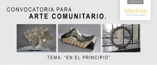 Primera convocatoria para arte comunitario durante Expolit 2019