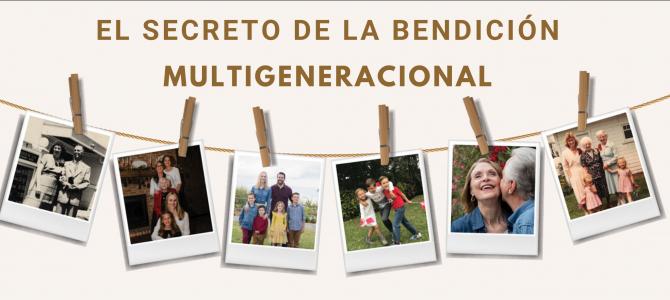 Carla Hornung revela «El secreto de la bendición multigeneracional»