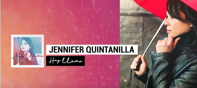 Jennifer Quintanilla presenta «Haz llover», un himno de esperanza en medio de la tempestad
