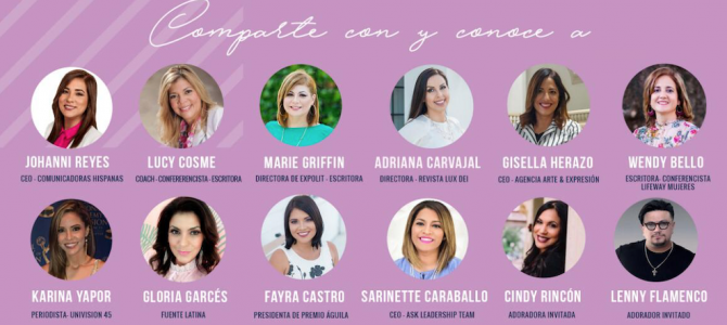Comunicadoras Hispanas celebra su Primer Encuentro Internacional