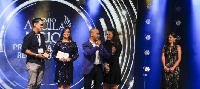 Premio Águila celebra con éxito su novena entrega anual