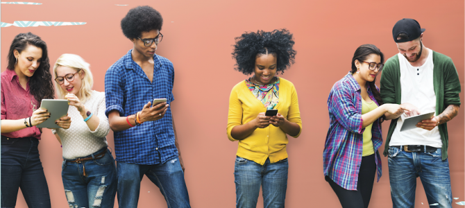 ¿Pueden los cristianos solteros encontrar un amor que honre a Dios en una aplicación electrónica?