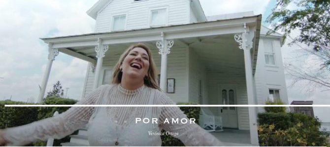 Veronica Ortega presenta «Por amor», el testimonio de su vida hecho canción