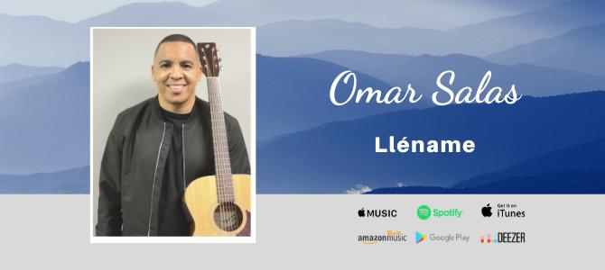 Omar Salas presenta «Lléname», la canción con la que inicia el «Camino a Casa»