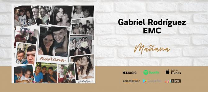 """Gabriel Rodríguez EMC presenta """"Mañana"""", una canción para combatir la ansiedad"""