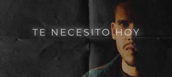 Onis Rodríguez regresa a la escena musical con el tema  «Te necesito hoy»