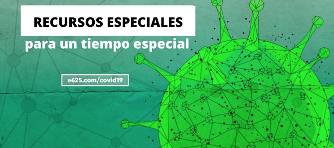 E625.com libera recursos especiales para ayudar  a las iglesias en días del Covid-19