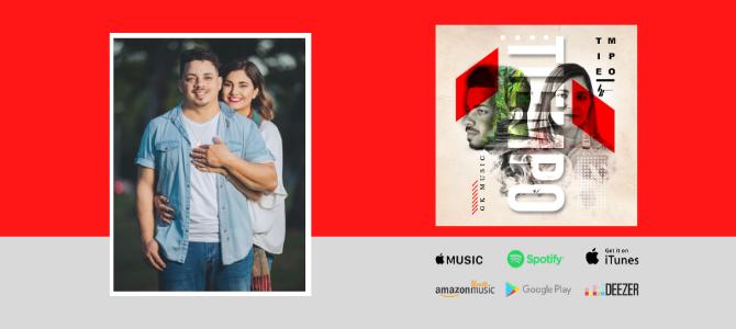 GK Music estrena «Tiempo»,  un proyecto musical que revela el amor restaurador de Dios
