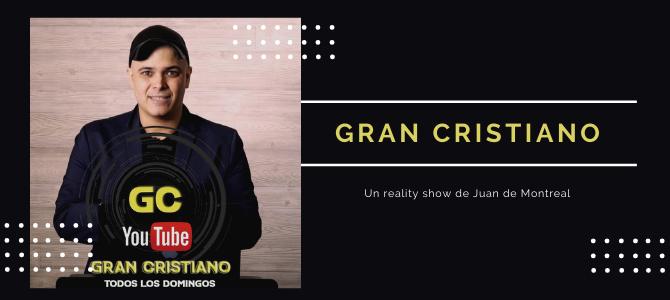 Juan de Montreal estrena en YouTube el reality show «Gran Cristiano»